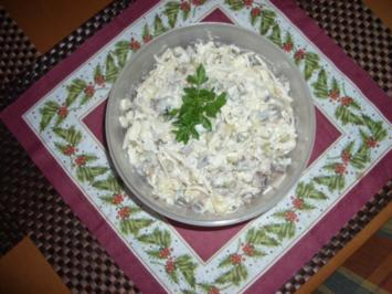 7 Tassen-Salat - Rezept