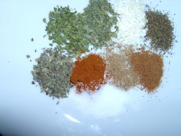 Gewürzmischung für Gemüseeintöpfe - Rezept - Bild Nr. 2