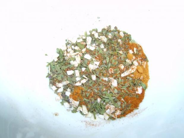 Gewürzmischung für Gemüseeintöpfe - Rezept