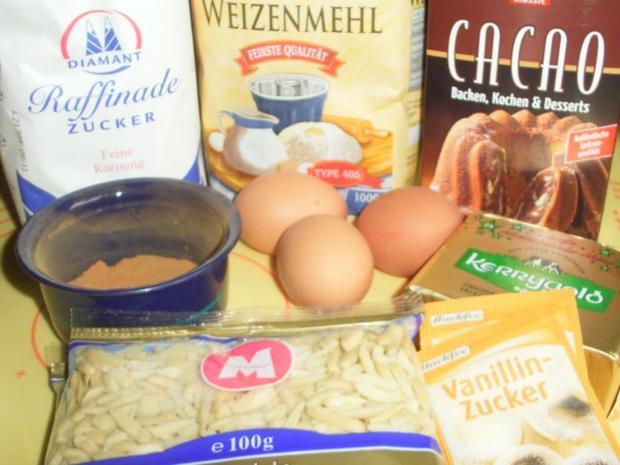 Schokoladige Zimtplätzchen - Rezept - Bild Nr. 2