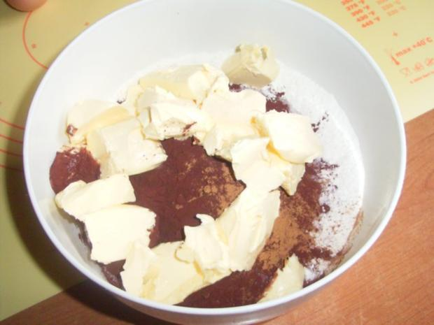 Schokoladige Zimtplätzchen - Rezept - Bild Nr. 3