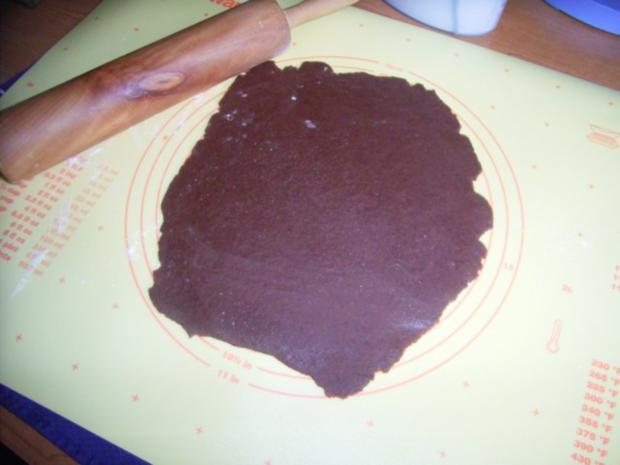 Schokoladige Zimtplätzchen - Rezept - Bild Nr. 5