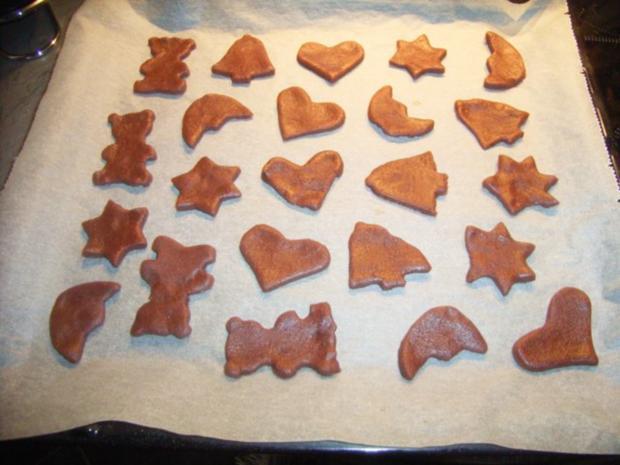 Schokoladige Zimtplätzchen - Rezept - Bild Nr. 6