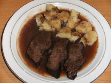 Fleisch: Rinderbäckchen mit Salbei - Rezept
