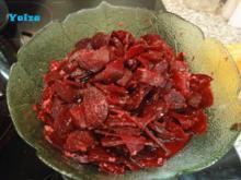 Rote Rüben Salat - Rezept