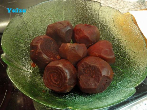 Rote Rüben Salat - Rezept - Bild Nr. 4