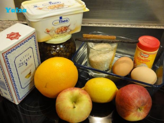 Reisauflauf mit Äpfeln - Rezept - Bild Nr. 2