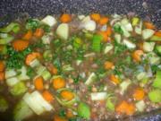 Feine Linsensuppe (vegetarisch) - Rezept