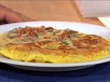 Tortilla de champiñones (Männer) - Rezept