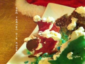 """"""" Nikolaus - Frühstückteller"""".. ich wünsche euch allen einen schönen Nikolaus-Tag ;-)) - Rezept"""