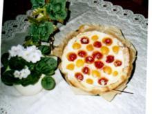 Blätterteig-Aprikosen-Tarte - Rezept