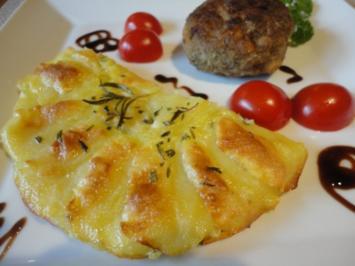 Kartoffel Torte - Rezept