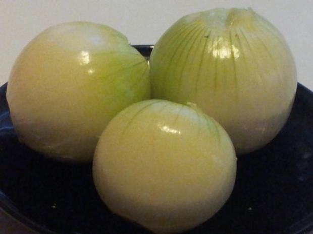 Paprika-Tomate-Apfel-Zwiebel-Salat - Rezept - Bild Nr. 10