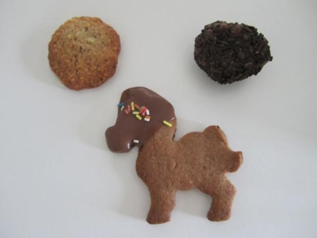Weihnachtsgebäck: Rumkugeln - Rezept - Bild Nr. 2