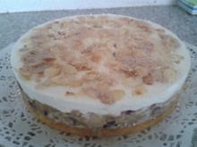 Bratapfel-Torte - Rezept