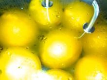 -Marmeladen und Gelees- Orangenmarmelade - Rezept