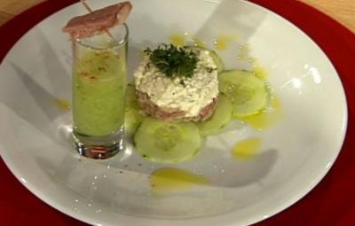 Aalgedeck (Frauen) - Rezept