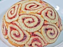 Erdbeer Charlotte - Rezept