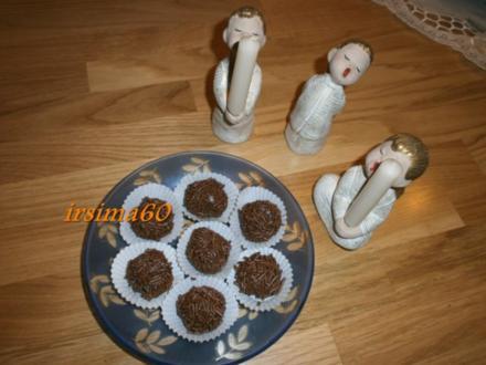 Vanille - Butter -Trüffel - Rezept