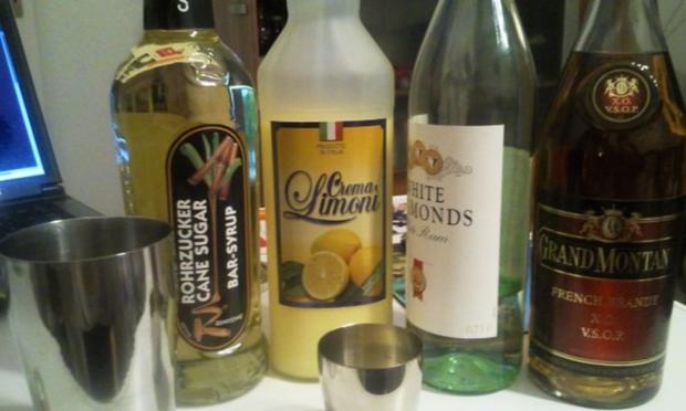 Cocktail: Saure Milch - Rezept - Bild Nr. 2