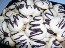 Buttermilch-Kekse - Rezept