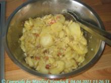 Kartoffeln - Ingrid's feiner Speckkartoffelsalat - Rezept