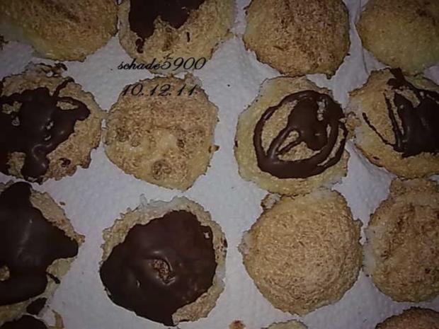 Backen: Moni's Kokosmakronen - Rezept - Bild Nr. 2