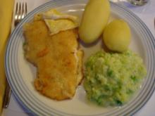 Fischfilet mit Wirsinggemüse - Rezept