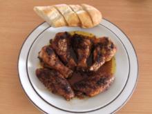 Fleisch: Hähnchenflügel, Asia Art - Rezept