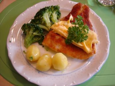 Victoriasee-Barsch mit Broccoli und Kartoffeln - Rezept