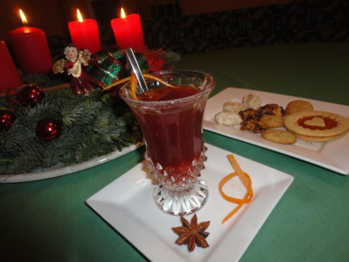 heiße Getränke: Aperol Punsch - Rezept - kochbar.de