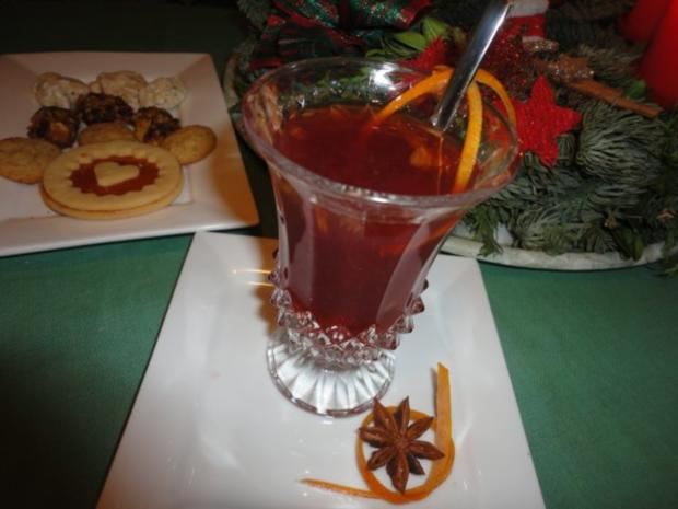 heiße Getränke:  Aperol Punsch - Rezept - Bild Nr. 3