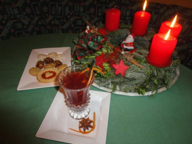 heiße Getränke:  Aperol Punsch - Rezept - Bild Nr. 4