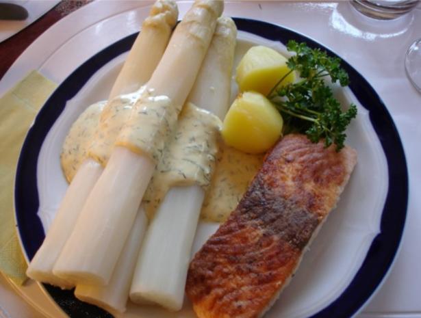 Lachs Mit Spargel Und Kartoffeln Rezept Kochbarde