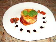 Weihnachtliche Chili-Kumquat-Lasagne - Rezept
