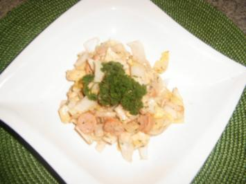 Chicoreesalat - Rezept