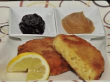 Adventskalender 16. Tag: frittiere Käsknöpfle (Käsespätzle) Taler - Rezept