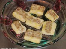 Weihnachten: Dattel-Marzipan-Stangen - Rezept