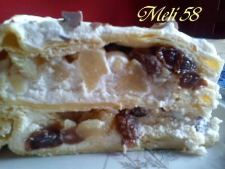 Backen: Geschichtete Apfel-Torte - Rezept