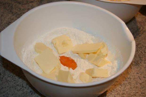Plätzchen mit Butter - Rezept - Bild Nr. 2