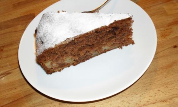 Birne - Helene - Kuchen - Rezept