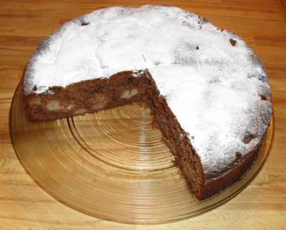 Birne - Helene - Kuchen - Rezept - Bild Nr. 3