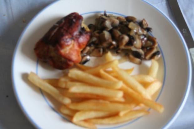 Hühnerbrust mit Speckbohnen - Rezept - Bild Nr. 3