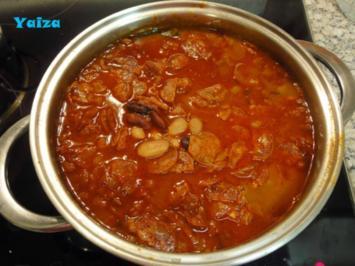 Bohnentopf mit Chorizo - Rezept