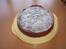 Kirschkuchen - Rezept