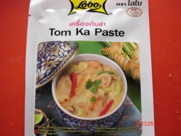 Tom Ka Gai - Rezept - Bild Nr. 3