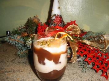 Weihnachtsdessert - Rezept