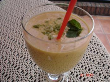 Mango-Lassi - Rezept