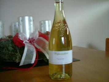 Weißwein Likör - Rezept