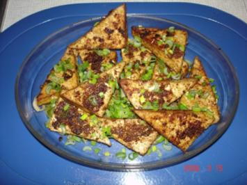 Tofu - Rezept